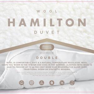 Hamilton Wool Duvet Double