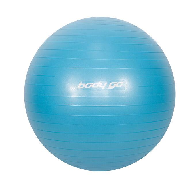 Anti-Burst Gym Ball with Foot Pump