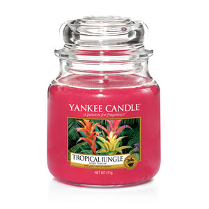 Yankee Candle Tropical Jungle Medium Jar