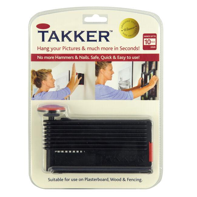 Takker No Nails Picture Hanging