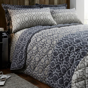 Theo Brushed Cotton Bedspread