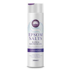 Elysium Spa Liquid Epsom Salts Lavender
