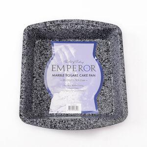 Emperor Marble Square Cake Pan 26cm