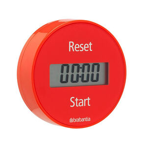 Brabantia Magnetic Timer Red