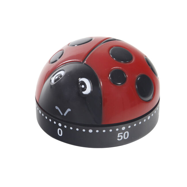 Kitchen Timer Ladybird