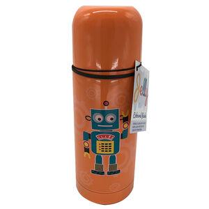 Jelly Childrens Robot Flask 350ml
