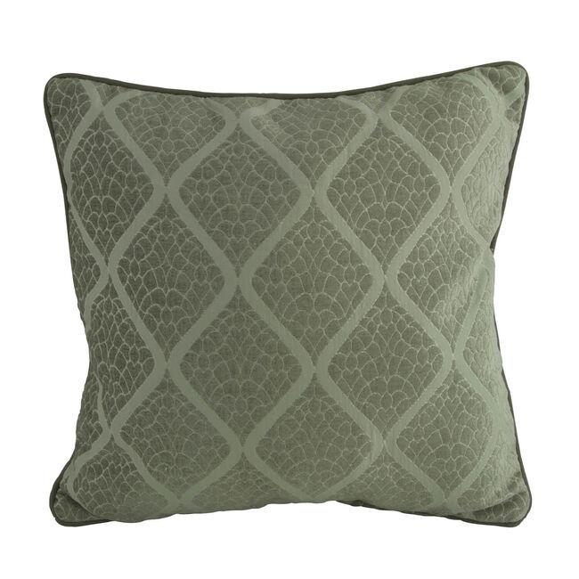 Pearl Dove Cushion 45x45cm - Grey