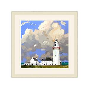 Joe O'Donnell 38 x 38cm - Loop Head Lighthouse