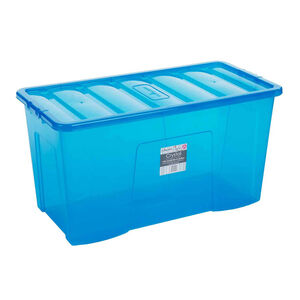 Crystal Box & Lid 110L Blue
