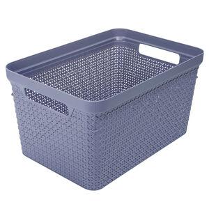 Ezy Mode Basket Soft Violet 17.3L