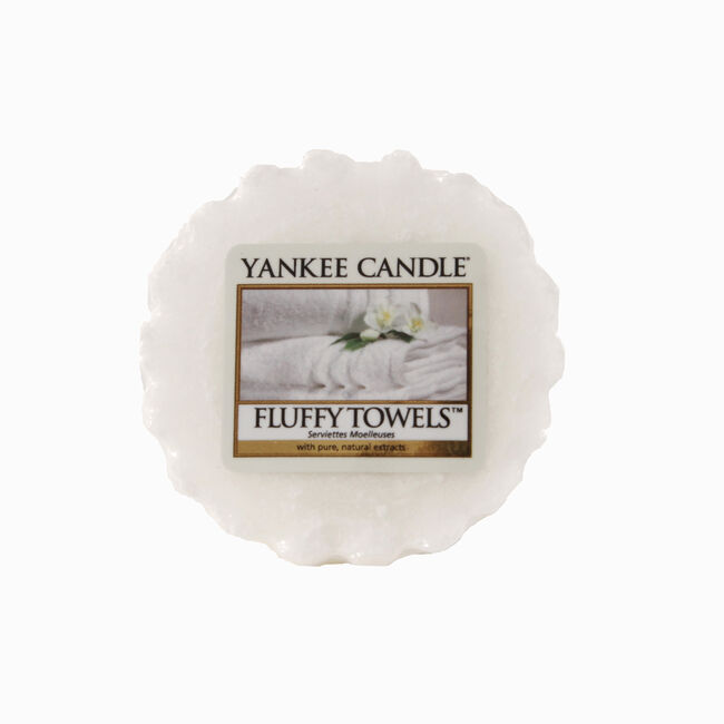 Yankee Candle Fluffy Towels Tart