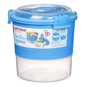Sistema Lunch Stack 993ml