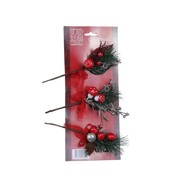 Christmas Picks Assortment A