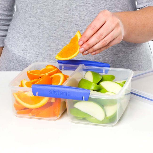 Klip It Airtight Split Container 2L