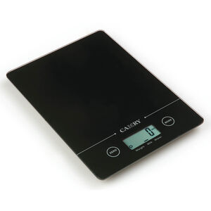 Camry Black Rectangular Electronic Kitchen Scale