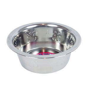 Anti Skid Cat Bowl Stainless Steel 16cm