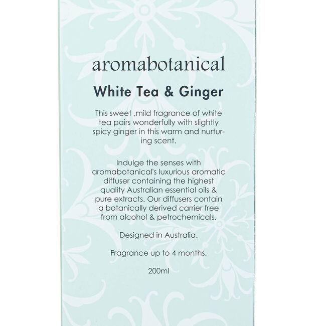 White Tea & Ginger Reed Diffuser 200ml