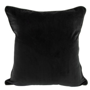Naomi Black Cushion 58cm x 58cm