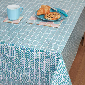 Griffen Tablecloth 140x180cm - Teal