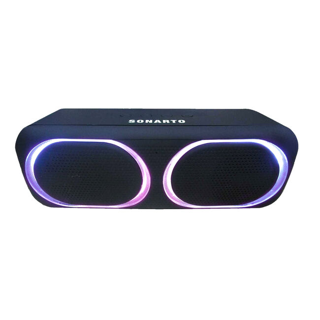 Sonarto Dynamic Lights Bluetooth Speaker