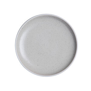 Planet Sand Side Plate 8""