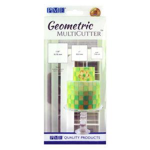 PME Square Geometic MultiCutter