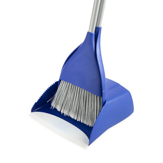 Gleam Clean Dustpan and Broom Set