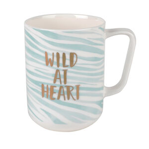 Devon Oxford And Thyme Pastel Zebra Mug