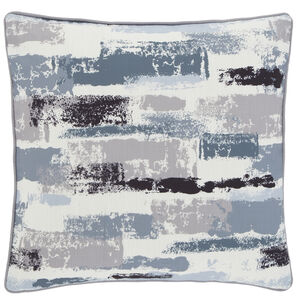 Painterly Blue 45x45 Cushion
