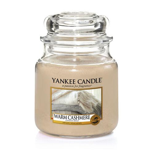 Yankee Candle Warm Cashmere Medium Jar