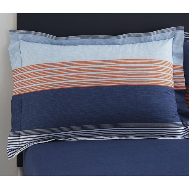 Conan Oxford Pillowcase Pair - Multi