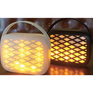 Sonarto Mini Fire Lamp Speaker
