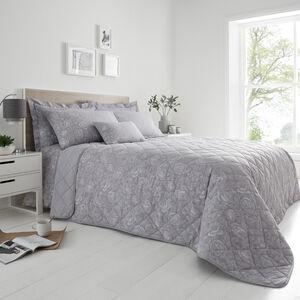 Roisin Grey Bedspread