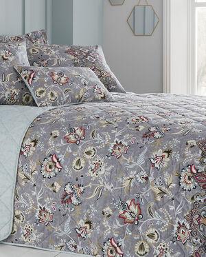 Sinead Grey Bedspread 200x220cm