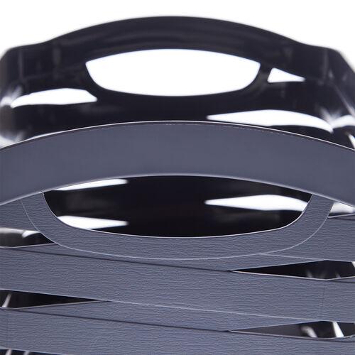 Ribbon Storage Basket 20L - Charcoal