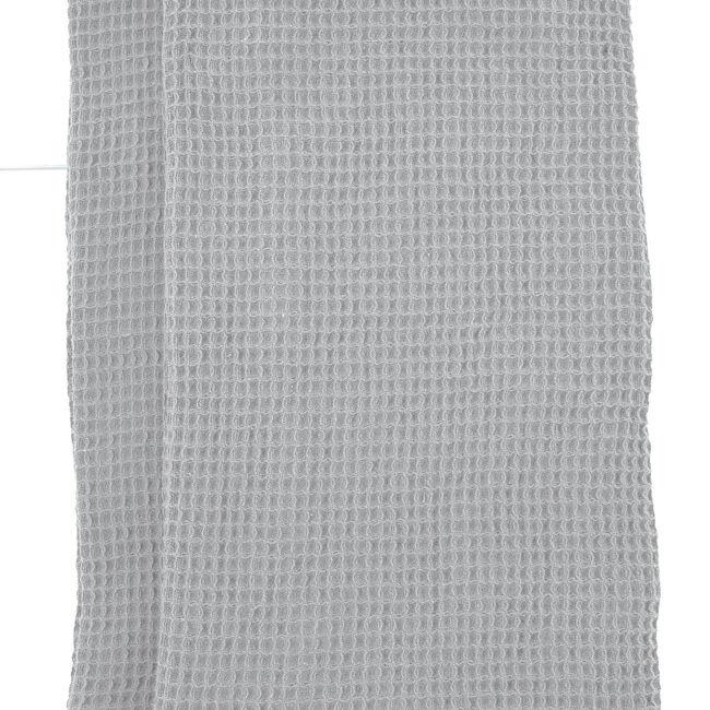 Waffle Dove Grey 2pk Tea Towels