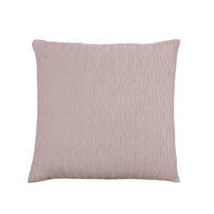 Velvet Crush Cushion 45x45cm - Pink
