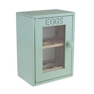 Apollo Rubberwood Mint Egg Cabinet