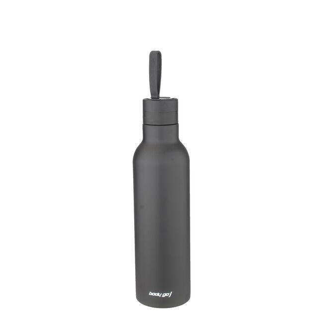 Bodygo Vacuum Sport Bottle 480ml - Black