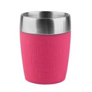 Tefal Travel Cup 200ml - Pink