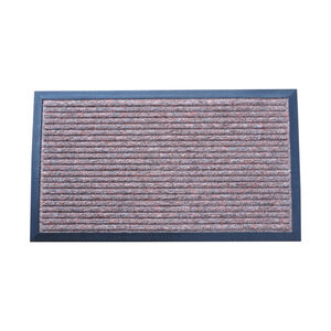Esteem Stripe Doormat 60x90cm - Brown