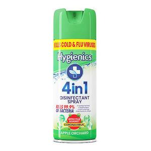 Hygienics Disinfectant Spray Apple Orchard 400ml