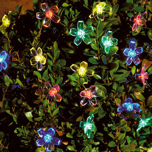 35 LED Novelty Solar String Lights