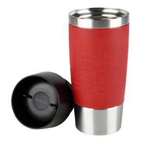 Tefal Red Travel Mug 360ml