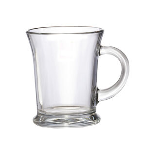 Essential Glass Mug 400ml