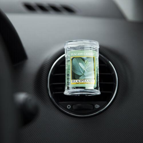 Tuscany Car Air Freshener - Eucalyptus Mint