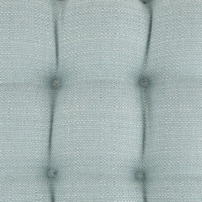 Square Woven Seat Pad - Duck Egg
