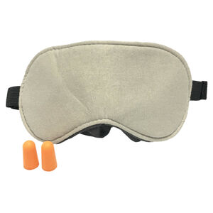 Luxury Eye Mask and Ear Plug Set