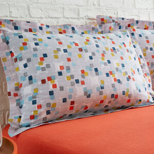 Charlie Oxford Pillowcase Pair