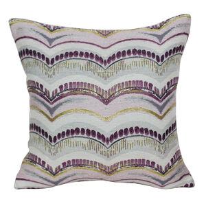 Soleil Cushion 58x58cm - Purple